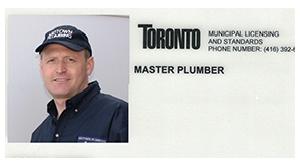 Master Plumber License