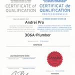 Plumber License